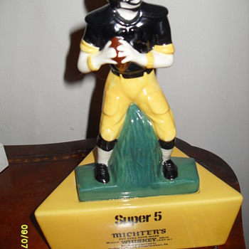 Pittsburgh Steelers Mitchers Decanter - Football