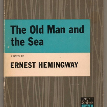 1952 - The Old Man and the Sea - Books