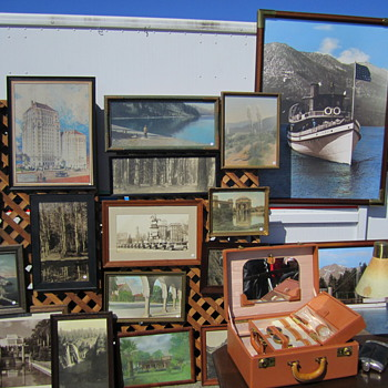 Neat Old Photos at Alameda - I'll Take the Ship! - Photographs