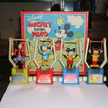 Disney &quot;Tricky Trapeze&quot; Toys