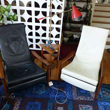 Mid Century Modern Recliners