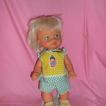 How can I find out how much this doll is worth?