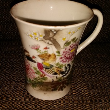 Vintage Japanese Demitasse - China and Dinnerware