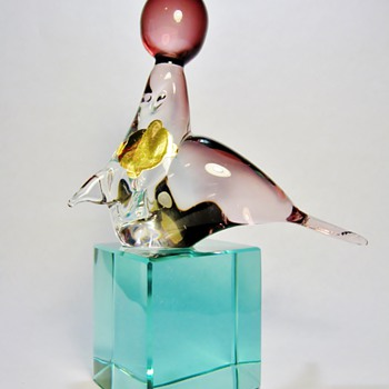 FRANCO BOTTARO - Art Glass