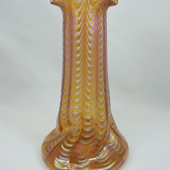 Loetz Aeolus (Warren's And LoetzBuddies Aeolus' Little Sister) - Art Glass