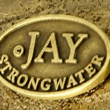Jay Strongwater Cake Stand