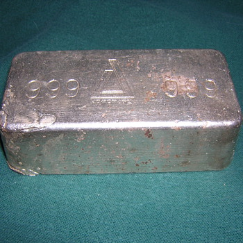.999 Silver Bar