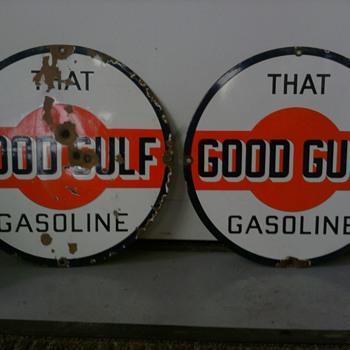 Gulf Signs