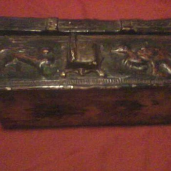 INTERESTING COMPOSITION ASIAN BOX