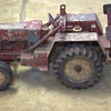 Old Toy Tractor