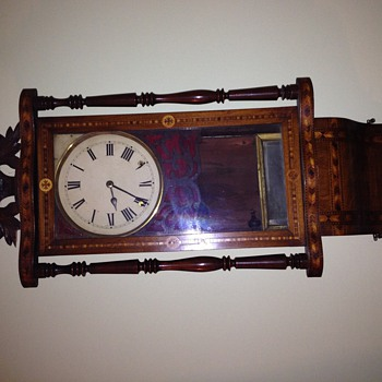 My dad left these clocks to me 15 yr ago any idea of there worth