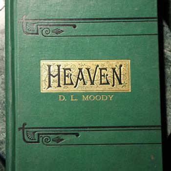 Heaven by D.L. Moody - Books
