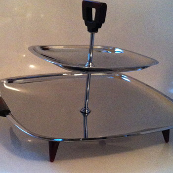 Art Deco candy tray. - Art Deco