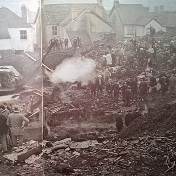 1966-aberfan disaster, 21 st october-'events of the 1960s'.