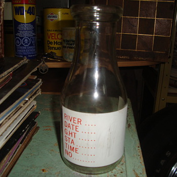 measureing   bottle - Bottles