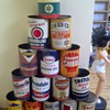 5 Quart Oil Can Collection