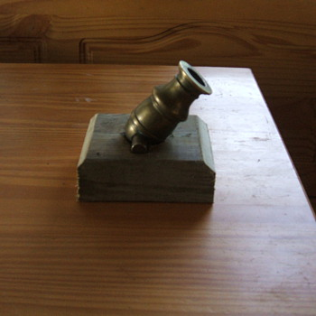 Kerry's Brass Mortar - Military and Wartime