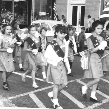 scouts on parade 1965