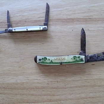 More Pocket Knives