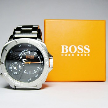 HUGO BOSS  - Wristwatches
