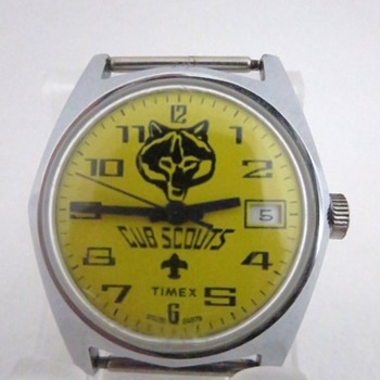 Cub Scout Wristwatch