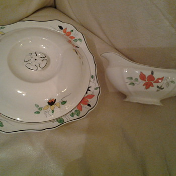 j&g meakin dinner service circa 1912. - China and Dinnerware