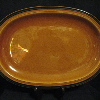 VINTAGE RICHARD GINORI -ITALY -LAVENO -  PLATTER