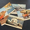 Colonial Airline Postcards