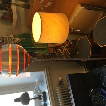 Scandinavian design floorlamp - who's the designer ?