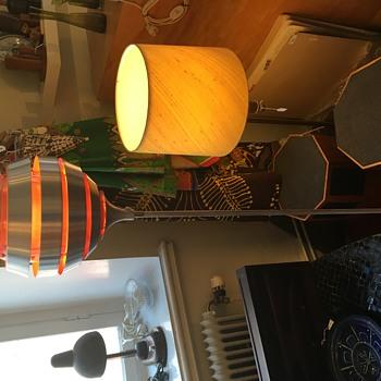 Scandinavian design floorlamp - who's the designer ?