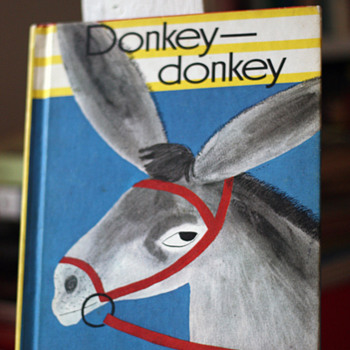 Donkey-donkey by Roger Duvoisin, 1968 - Books