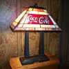 Coca Cola Lamp