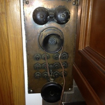 Samson Junior Telephone ( Intercom ), Model 351, Wired A.A.,: need help with Restoration, parts, and ideal Ac -DC Power source - Telephones