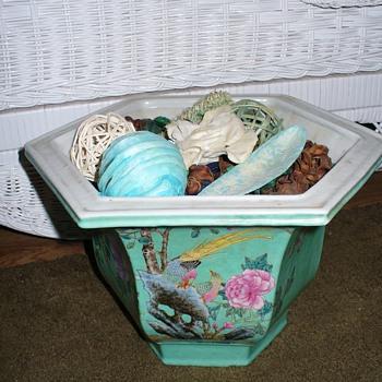 Japanese Planter - Pottery