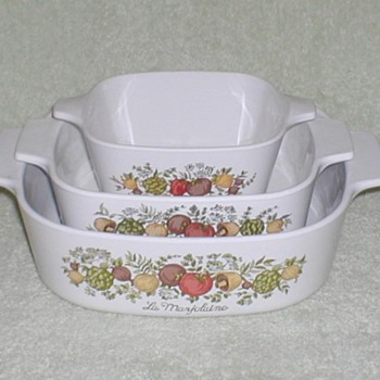 Corningware Casseroles - Kitchen
