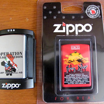 Zippos