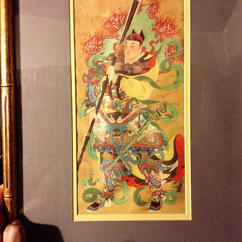Japanese vintage art - Asian