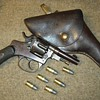 Italian Model 1889 Ordinance Revolver