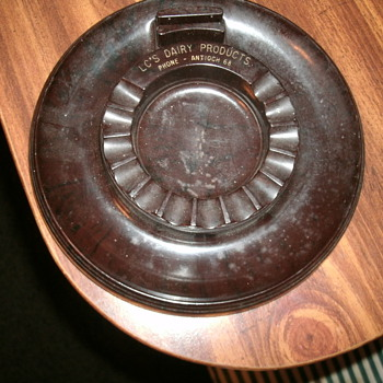 LC`S Dairy Products Ashtray