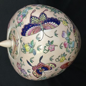 Qing Dynasty Ginger Jar Looks old but how can you tell ? 18th Century