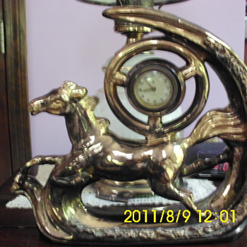 Horse Clock - Clocks