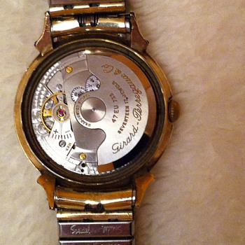 Gerrard Perregaux Gyromatic - Wristwatches