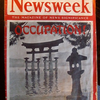 Newsweek-September 3rd 1945   - Books