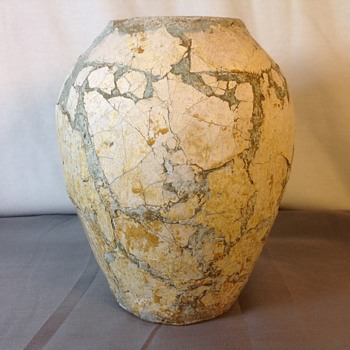 Hand formed stoneware