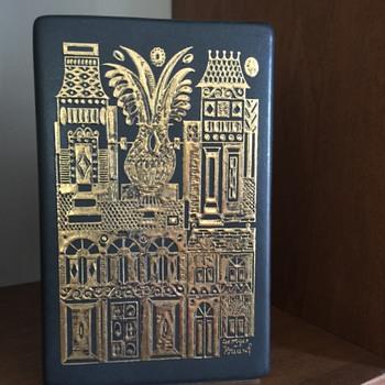 Hyalyn Vases - Mid-Century Modern