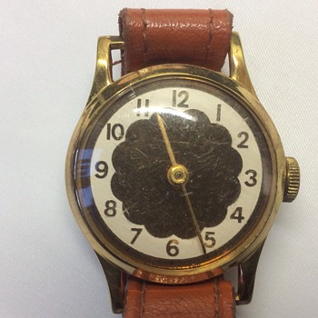 Antique Burlington watch - Wristwatches