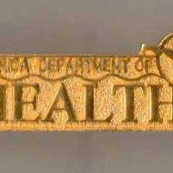 Florida Dept. of Health - Employee Pin