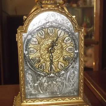 Clock bought from a London Antique dealer - Clocks