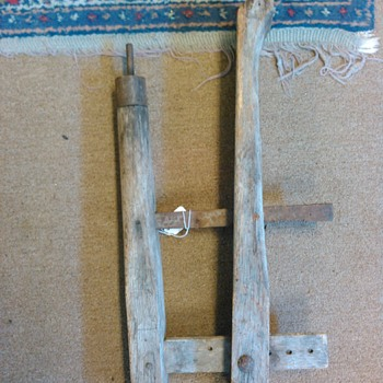 Old stretcher