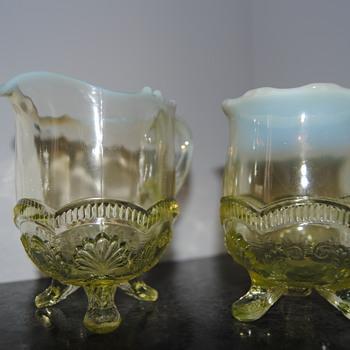 Vaseline #3 - Glassware